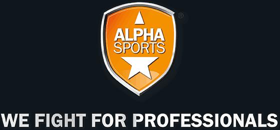 Karsten Schellenberg, fitnessworker sagt Vielen Dank an Alpha Sports